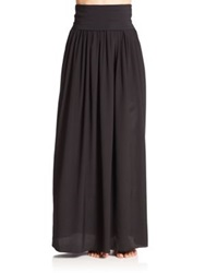 Shan Convertible Maxi Dress Black