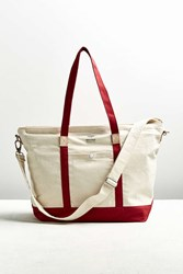 Urban Outfitters Anello Canvas Tote Bag White