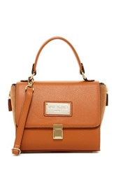 Valentino By Mario Valentino Amelie Genuine Leather Mini Bag Brown