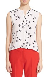 Women's Kate Spade New York 'Winter' Sleeveless Top