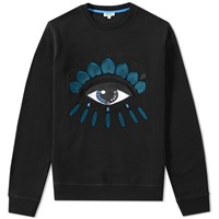 Kenzo Eye Crew Sweat Black