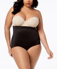 Miraclesuit Extra Firm Tummy Control Flex Fit High Waist Brief 2905 Black