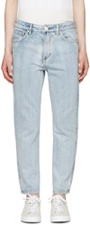 3.1 Phillip Lim Indigo Light Wash Jeans