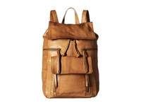 Day And Mood Hannah Backpack Cognac Backpack Bags Tan