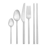 Vera Wang Wedgwood Moderne 16 Piece Cutlery Set With Chopsticks
