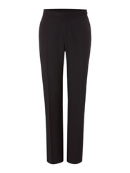 Richard James Contemp Hopsack Dress Ff Trouser Black