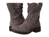Rocket Dog Tyree Charcoal Hush Women's Lace Up Boots Brown