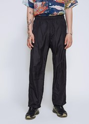 Our Legacy 'S Para Sail Drape Pant In Black Ripstop Size 46 100 Nylon