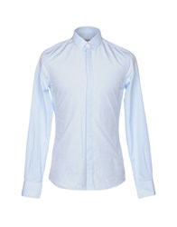 Notify Jeans Shirts Sky Blue
