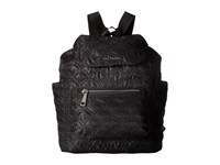 Marc Jacobs Easy Matelasse Backpack Black Backpack Bags