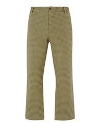 Missoni Casual Pants Military Green