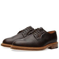 Mark Mcnairy Leather Sole Gibson Shoe Brown Odyssey