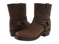 Dingo Rev Up Gaucho Cowboy Boots Brown