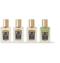 Floris London Fragrance Travel Collection For Him 4 X 14Ml Blue