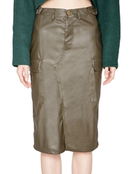 Pixie Market Cadet Pencil Skirt