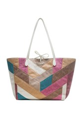 Desigual Bag Talia Capri Multi Coloured Multi Coloured