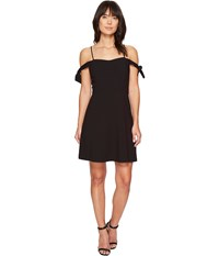 Kensie Stretch Crepe Dress Ks4u7025 Black Women's Dress