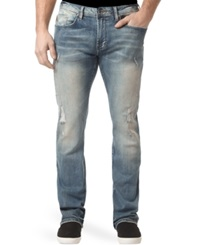 Buffalo David Bitton King X Slim Bootcut Jeans