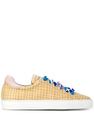 Emilio Pucci Woven Printed Laces Sneakers 60