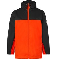 The North Face Mountain Q Shell Jacket Orange