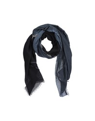 Kaos Scarves Dark Blue
