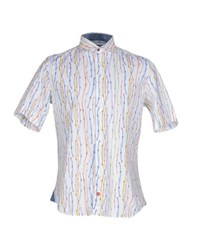 Reddie Shirts Shirts Men White