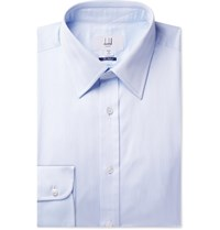 Dunhill Cotton Shirt Blue