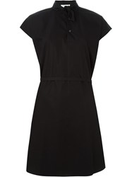 Stephan Schneider 'Colonel' Shirt Dress Black