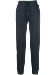 Colmar Drawstring Track Trousers Blue