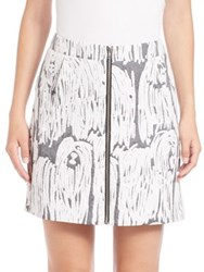 Opening Ceremony Komondor Mini Skirt