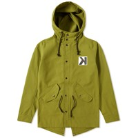 Kinfolk Carthage Parka Green