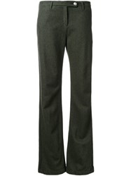 Massimo Alba 'Bolina' Trousers Green