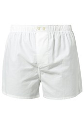 Gap Oxford Boxer Shorts Oxford White