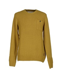 Anerkjendt Sweaters Acid Green