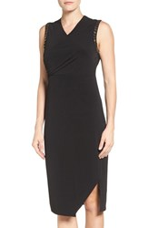 T Tahari Women's Harley Sheath Dress
