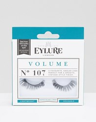 Eylure Volume Lashes No. 107 Volume No. 107 Black