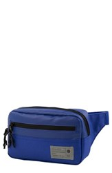 Hex Aspect Collection Water Resistant Waist Pack Blue Royal Blue