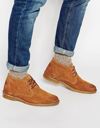 Selected Homme Royce Warm Boot Brown