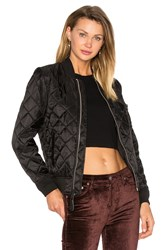 Alpha Industries Ma 1 Diamond W Bomber Black