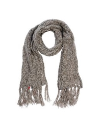 Napapijri Oblong Scarves Brown