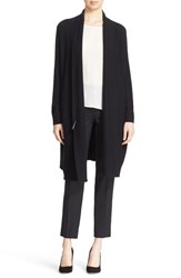 Tracy Reese Women's Sweater Coat Black