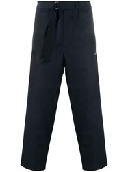 Oamc Cropped Straight Leg Trousers 60