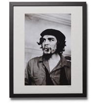 Sonic Editions Framed 1959 Che Guevara Print 16 X 20 Black