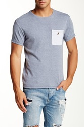 Artisan De Luxe Connor Pocket Tee Blue