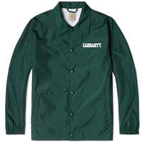 Carhartt College Coach Jacket Parsley