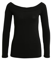 Dimensione Danza Long Sleeved Top Black