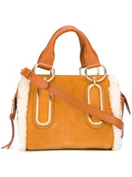 See By Chloe Small 'Paige' Tote Nude Neutrals