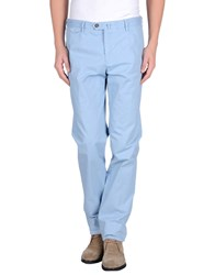 Eredi Ridelli Trousers Casual Trousers Men Sky Blue