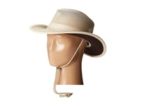 Stetson Mesh Covered Safari With Chin Cord Mushroom Safari Hats Gray