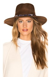 Ale By Alessandra Timber Hat Brown